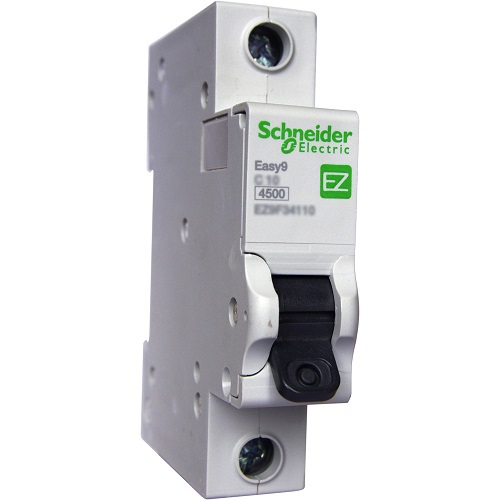 Easy9 1Р C6А Schneider electric