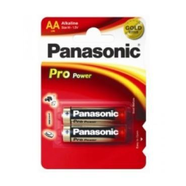 Батарейка Panasonic Pro Power AA 1,5В (2 шт.)